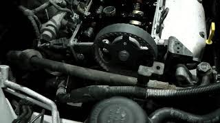 Hyundai Tucson замена грм и сальников клапанов.