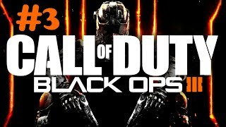 """Call of Duty: Black Ops 3"" Walkthrough (Realistic + All Collectibles) Mission 3 - In Darkness"