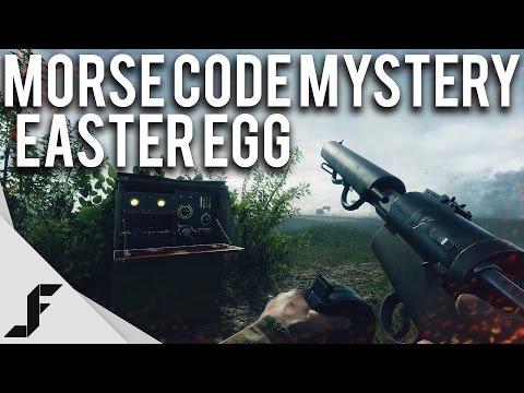 MORSE CODE MYSTERY - Battlefield 1 Easter Egg