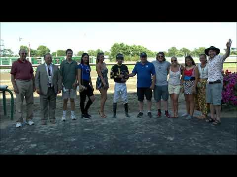 video thumbnail for MONMOUTH PARK 7-14-19 RACE 11