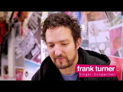 Frank Turner Talks Songwriting at ACM Masterclass