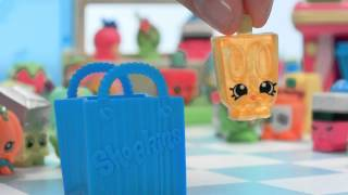 Moose, Shopkins- Launch