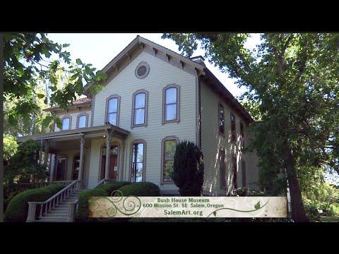 CCTV Non Profit Center - Bush House Museum