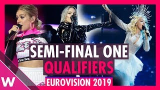 Eurovision 2019: Semi-Final 1 - Qualifiers | wiwibloggs