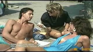 TELEQUATTRO  1988 - Tg