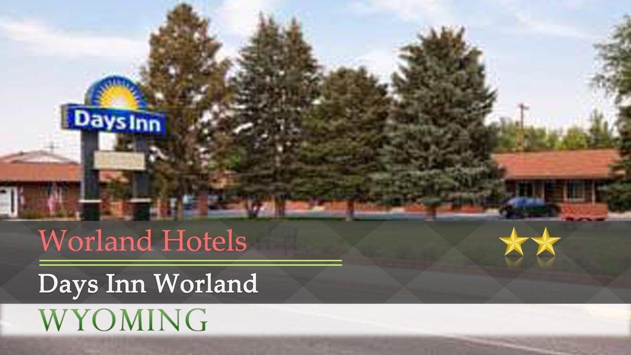 Days Inn Worland Hotels Wyoming