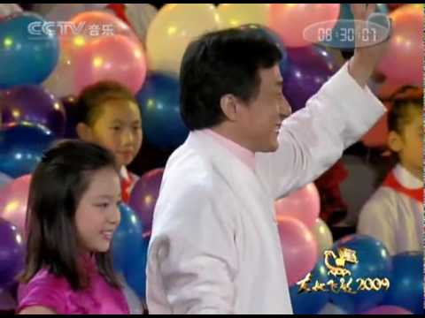 成龍 Jackie Chan sings Country Live 2009