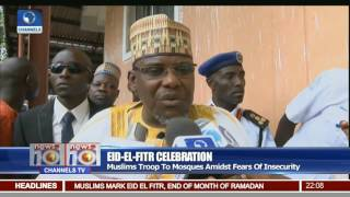 News@10: Acting President Again Affirms Unity Of Nigeria 25/06/17 Pt 1