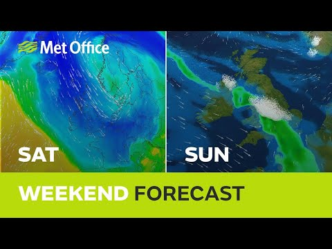 Weekend weather - An Arctic blast but where will it snow?