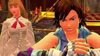 PS Vita Longplay [014] Street Fighter X Tekken