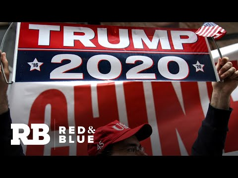 Trump campaign builds massive operation ahead of 2020 election