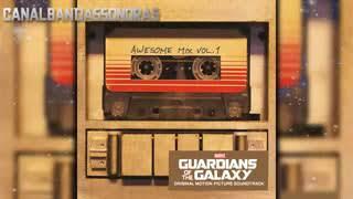 LOS GUARDIANES DE LA GALAXIA/PARTE 1 Awesome Mix 01 'Hooked On A Feeling'   HD low