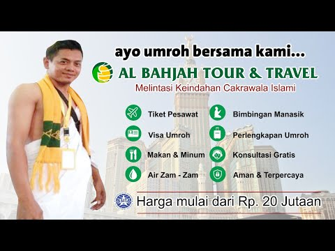 Al Bahjah Tour & Travel.