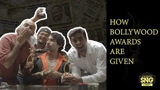 SnG: How Bollywood Awards Are Given