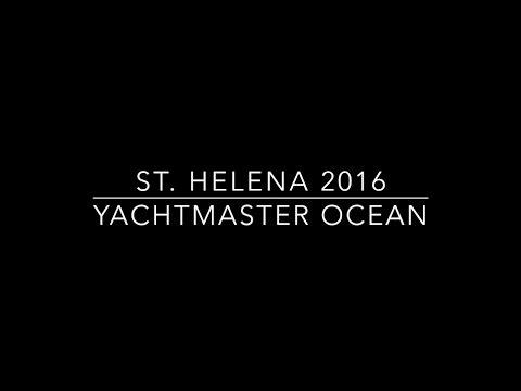 St Helena 2016 Yachtmaster Ocean