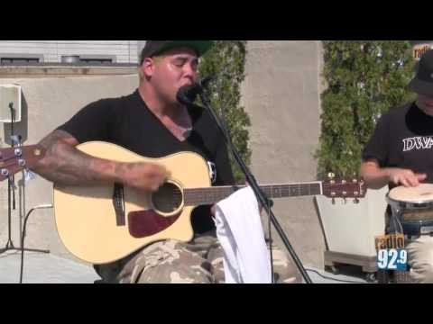 "Sublime with Rome - ""Take It Or Leave It"" (Acoustic @ Colonnade Hotel Rooftop) (HQ)"