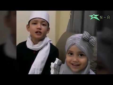Sholawat Nabi Alwi Assegaf Dan Adiknya Bikin Baper