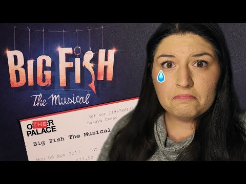 Big Fish The Musical (The Other Palace) 🎣 REVIEW