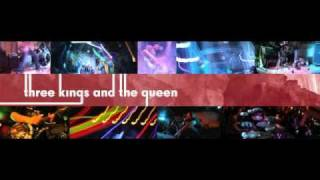 Three Kings And The Queen - Stratosphäre