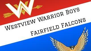 Boys vs Fairfield 2018-2019