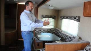 2012 Shasta Revere 27BH Bunk House Travel Trailer - New Generation RV
