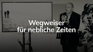 Wegweiser für übliche Zeiten - Richard Baumgärtner
