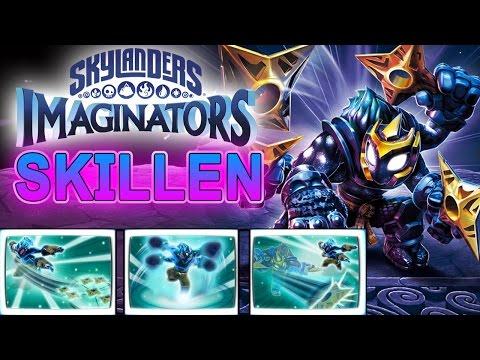 Skylanders Imaginators - Starcast Skillen auf Verbessere den Köder | Let´s Play Deutsch