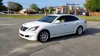 60 Перекуп по американски.2013 Hyundai Equus смотреть