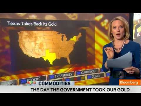 Gold Rush: The Day the Government Seized Americans' Bullion