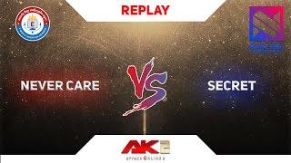 REPLAY | NET2016 | NEVERCARE vs SECRET | SEMI-FINAL | AK 2