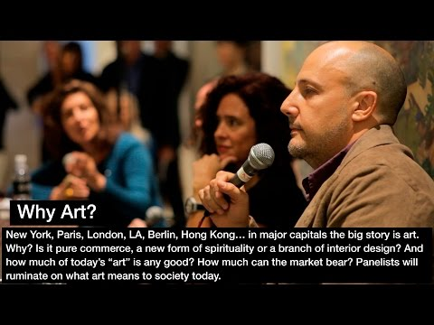 Why Art? - DIEM 2015