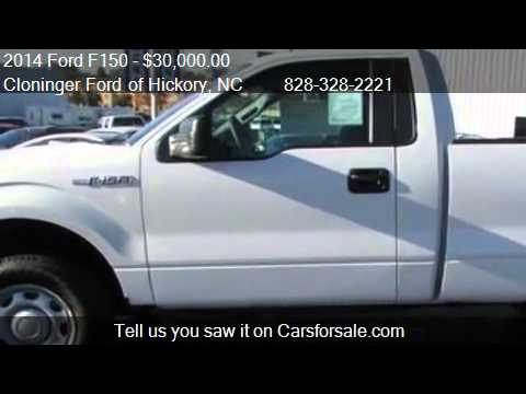 2014 Ford F150 XL - for sale in Hickory, NC 28602