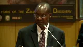 Professor Rwekaza S. Mukandala, Vice Chancellor, University of Dar Es Salaam