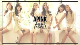 [INSTRUMENTAL] Apink(에이핑크) - Secret(시크릿)