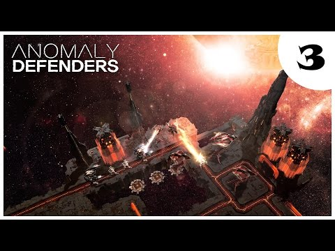 Anomaly Defenders (v1.01) - Mission 3 - Munkar Station [1080p] |