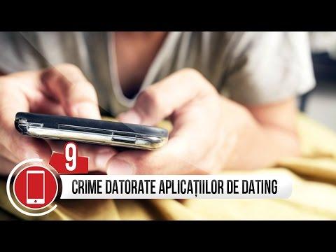 TOP 9 CRIME DATORATE APLICATIILOR DE DATING