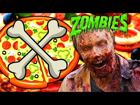 BONELESS PIZZA ZOMBIES (Black Ops 3 Zombies)