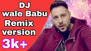 DJ WALEY BABU ||HARD BASS MIX SONG| DJ PANKAJ
