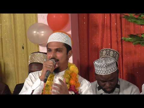 AAKA KA BADAN NOORANI BADAN BY MOHAMMAD SHARIF RAZA PALI AT MARWAR JUNCTION 11/10/2017 WITH SHABBIR