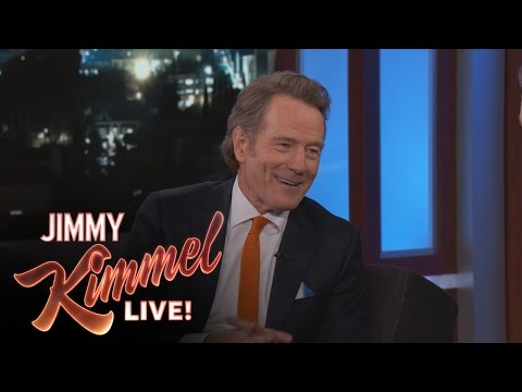 Bryan Cranston Discovers Some People Don't Like Him
