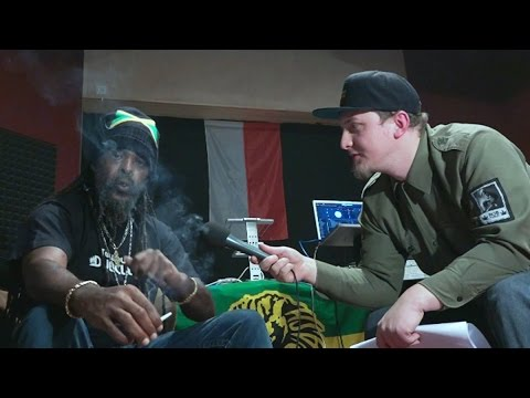 Interview with GHETTO PRIEST [FULL HD] [polish subtitles]