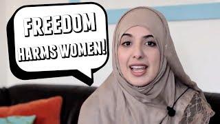 Baixar Her Argument for Hijab Accidentally Backfires
