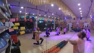 Wo Onane No (Take Over Remix) - DJ Flex   Dance Hall Choreography by Jun Uayan