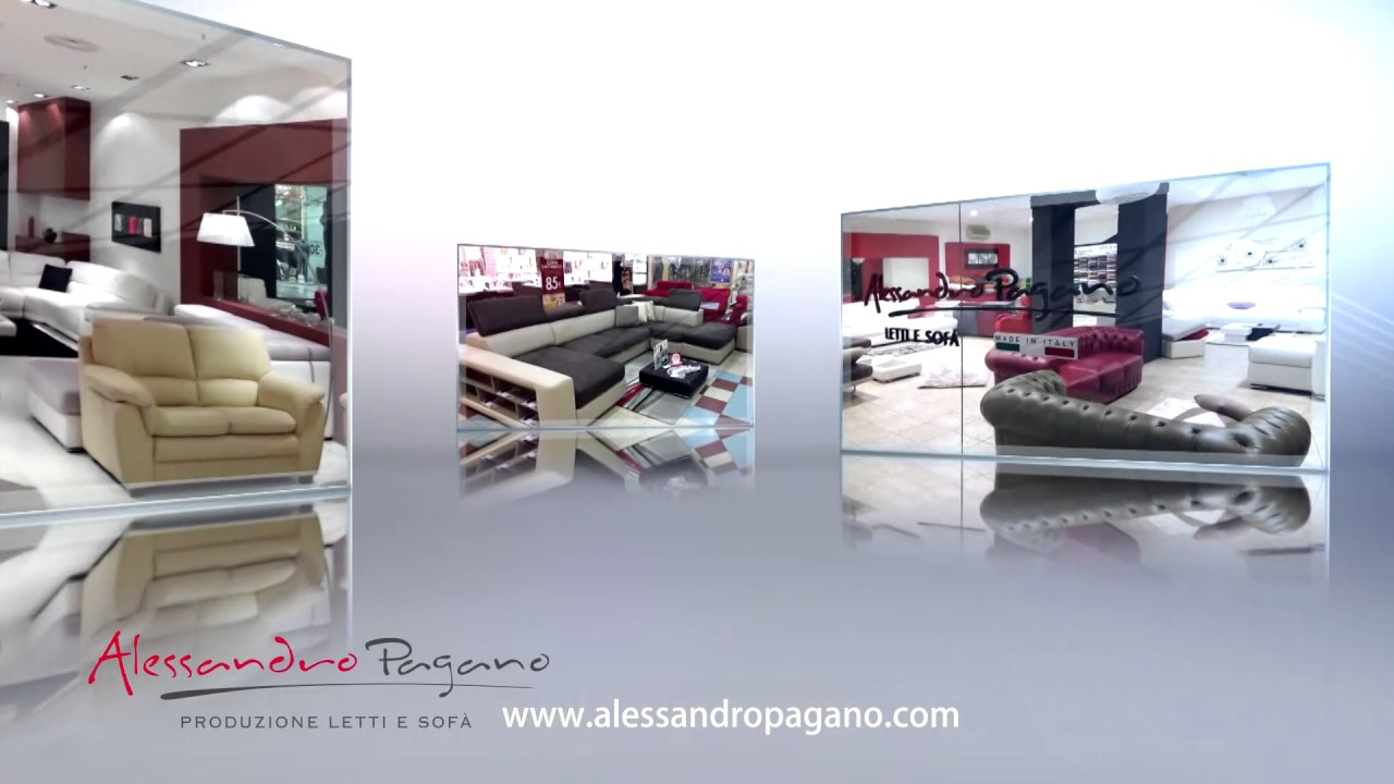 Alessandro Pagano Divani.Alessandro Pagano Letti E Sofa