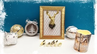 3 Dollar Tree Holiday Craft Fair Ideas Hop (Part 1 Ornament Shaker Using Dollar Tree Magnetic Tin)