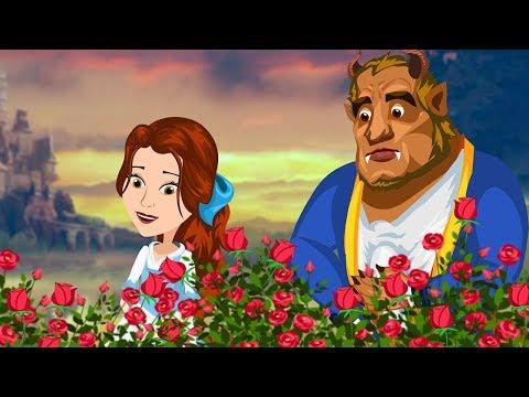 Beauty and the Beast Full Movie - Hindi Fairy Tales - ब्यूटी एंड थी बीस्ट - हिंदी परी कथा