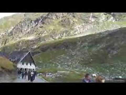 Voyage en Roumanie Bâlea Lac et Bâlea Cascada Maryse & Dany © Youtube