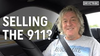 Is James May selling his Porsche 911?