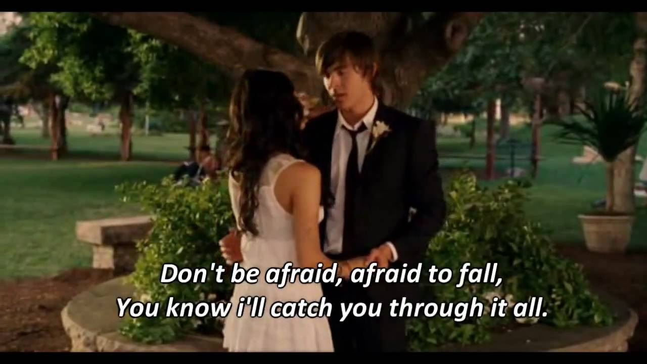 Download High School Musical 3 - Can i have this dance w/ Lyrics.