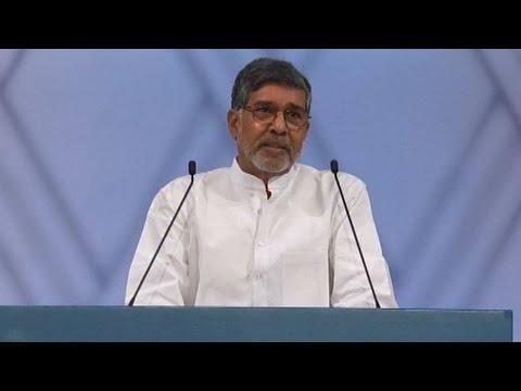 Watch Kailash Satyarthi